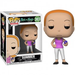 Pop! Animation: Rick and Morty - Summer