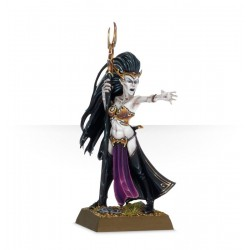 Gran Hechicera Elfa Oscura