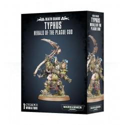 Typhus, Heraldo del Dios de la Plaga