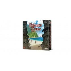 Robinson Crusoe. Aventuras En La Isla Maldita