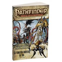 Pathfinder La Estrella Fragmentada 6: El Corazón Muerto de Xin