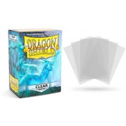 Matte Clear (100 Sleeves) - Dragon Shield Standard Sleeves