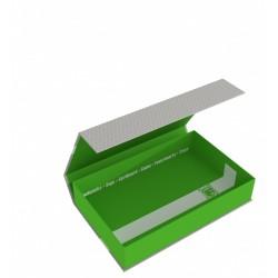 Feldherr Magnetic Box green Half-Size 55 mm
