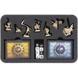 foam tray for Warhammer Underworlds: Shadespire – Sepulchral Guard