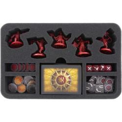 foam tray for Warhammer Underworlds: Shadespire - Khorne Bloodbound