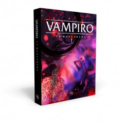 [PRE-VENTA] Vampiro: La Mascarada 5ª Edición