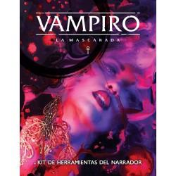 Pantalla del Narrador, Vampiro: La Mascarada 5ª Edición