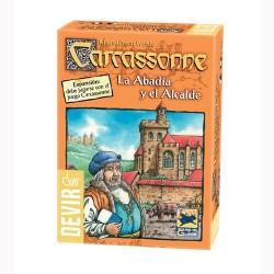 Carcassonne: La Abadia y el Alcalde
