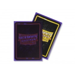 Matte Clear Purple (100 Sleeves) - Dragon Shield Standard Sleeves