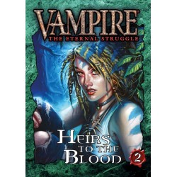 [PRE-VENTA] Heirs to the Blood reprint bundle 2