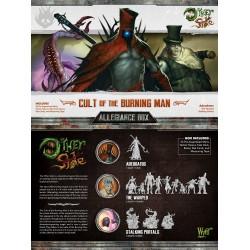 Cult of the Burning Man Allegiance Box - Adeodatos