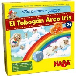 Mis primeros juegos: El Tobogán Arco Iris