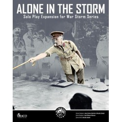 Alone in the Storm - War Storm Series (español)