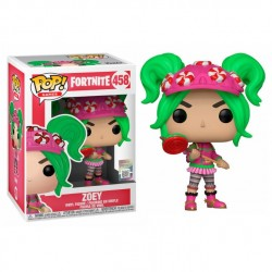 POP Fortnite Zoey Series 2