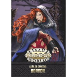 Guía de Género: Horror (Savage World)