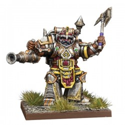 Dwarf Support Pack: Steel Juggernaut  (Ingles)