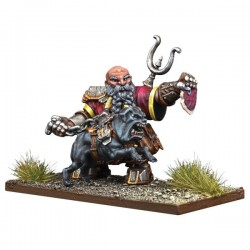 Dwarf Support Pack: Mastiff Packmaster  (Ingles)