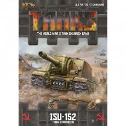 ISU-122 and ISU-152