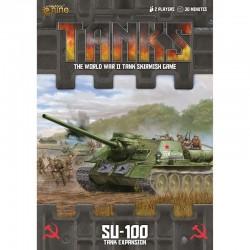 Su-85 And Su-100