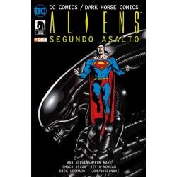 Aliens - Segundo asalto (DC Comics/Dark Horse Comics)