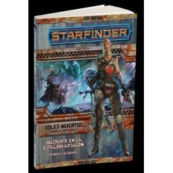 Starfinder: Soles Muertos 1. Incidente en la estación Absalom