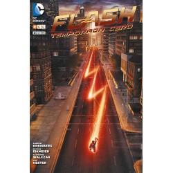 Flash: Temporada cero núm. 04
