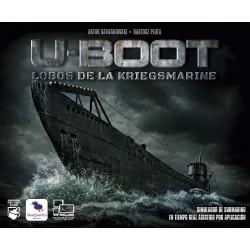 U-boot Lobos de la Kriegsmarine