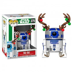 POP Star Wars Holiday R2-D2 with Antlers