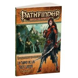 Pathfinder La Calavera de la Serpiente 3: La Ciudad de las Siete Lanzas