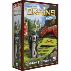 Brains: Castillos y Dragones