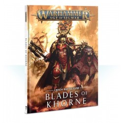 Battletome: Blades of Khorne (Inglés)
