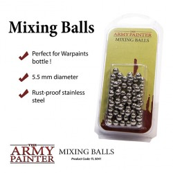 Mixing Balls (2019)