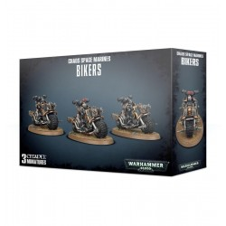 [PRE-VENTA] Chaos Space Marines Bikers