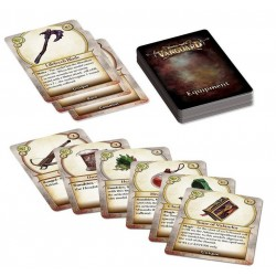 Kings of War Vanguard: Equipment Cards