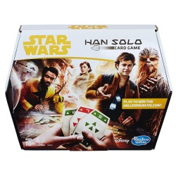 Star Wars Han Solo Card Game