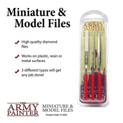 Miniature and Model Files (2019)