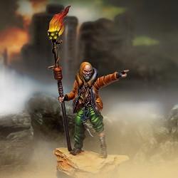 Guardián de la llama (maza)