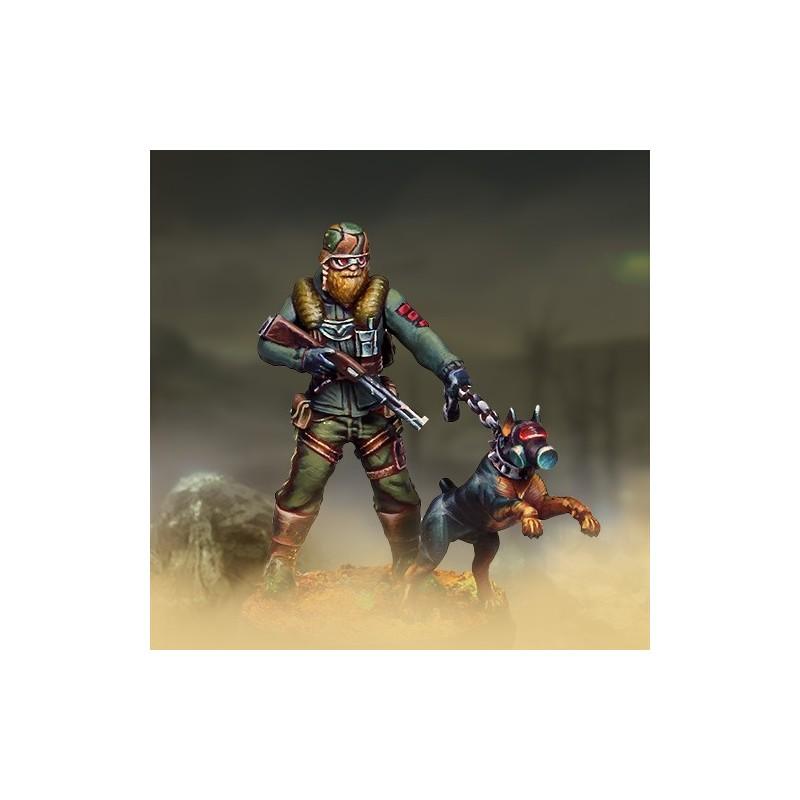 Soldat (escopeta/pistola/filo pequeño y mastín)