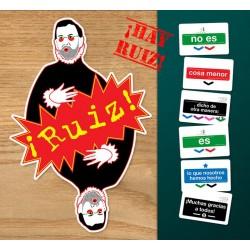 ¡Ruiz!