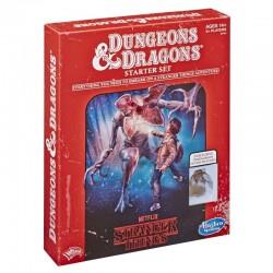Stranger Things Dungeons & Dragons Roleplaying Game Caja de Inicio