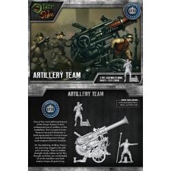 Artillery Team