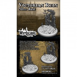 Wyrdscapes Victorian 50mm Base