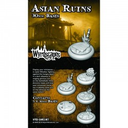 Asian Ruins 30mm Wyrdscapes