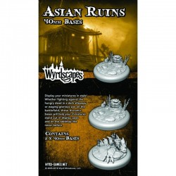 Asian Ruins 40mm Wyrdscapes