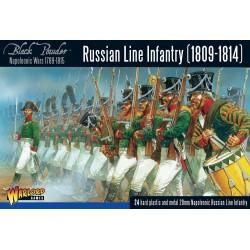 Napoleonic Russian Line Infantry (1809-1814)