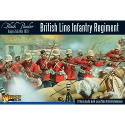 British Line Infantry Regiment