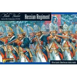 Hessian regiment